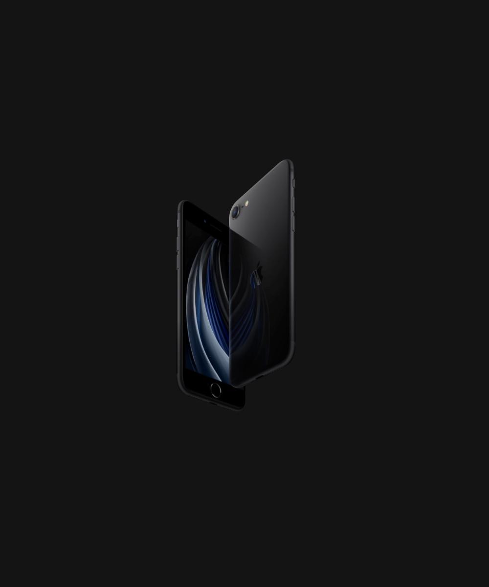 Apple reveló el iPhone SE