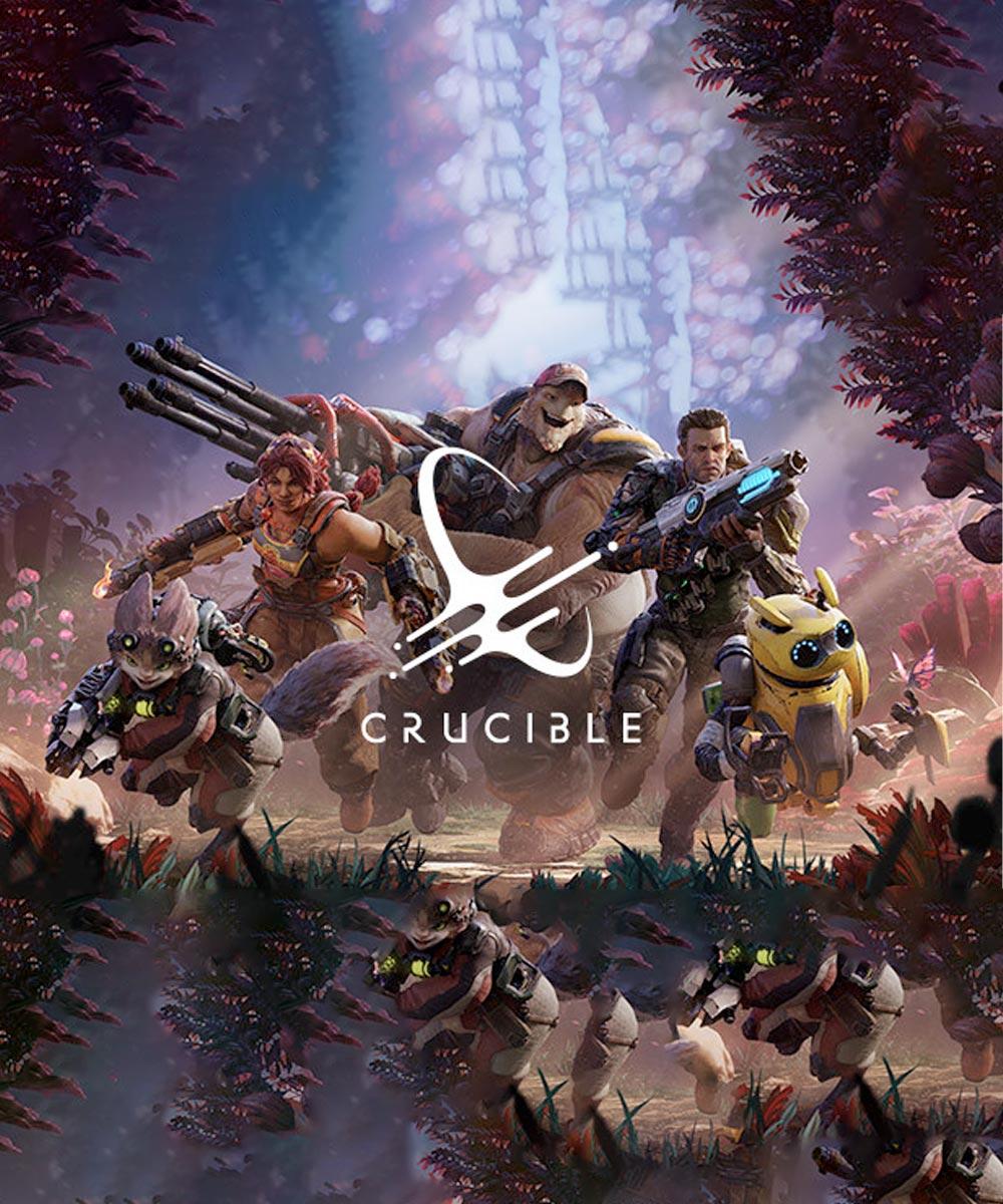 Amazon hace su debut en el mundo del gaming con Crucible