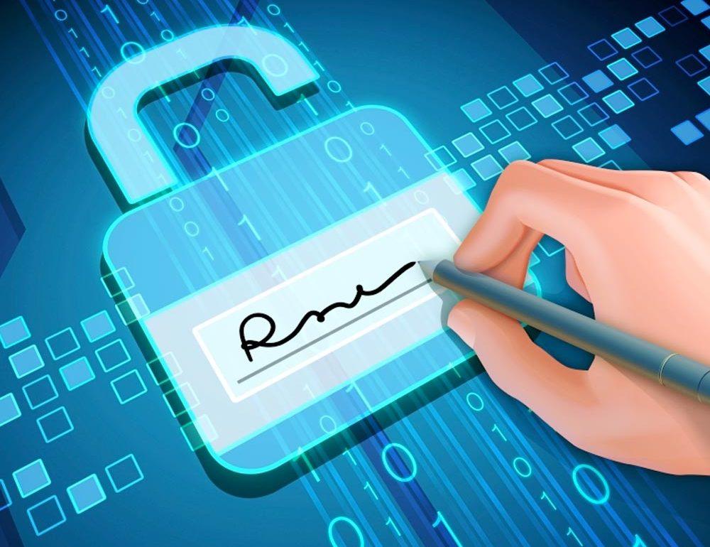 Cómo firmar digitalmente archivos