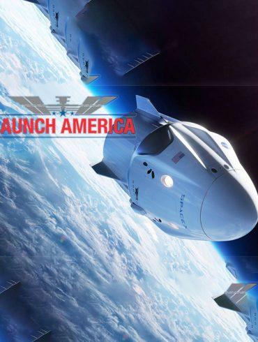El lanzamiento de la NASA y SpaceX con astronautas