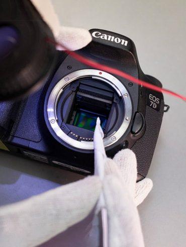 Consejos para limpiar tu cámara