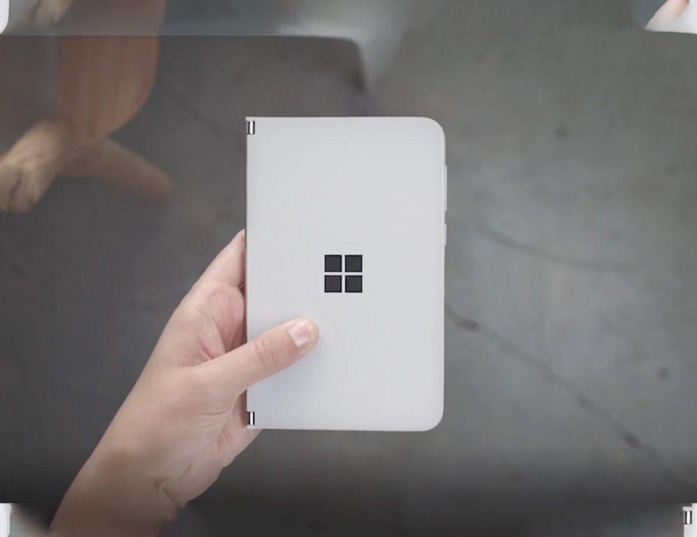 especificaciones del Microsoft Surface Duo