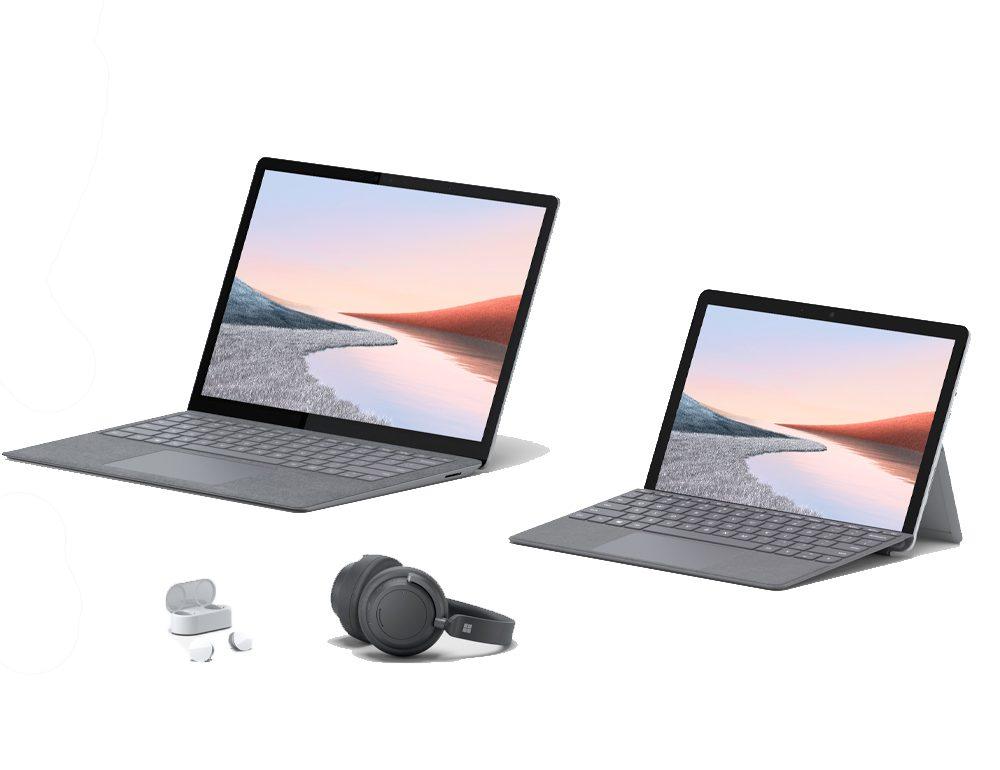 Microsoft presentó los nuevos dispositivos de la línea Surface