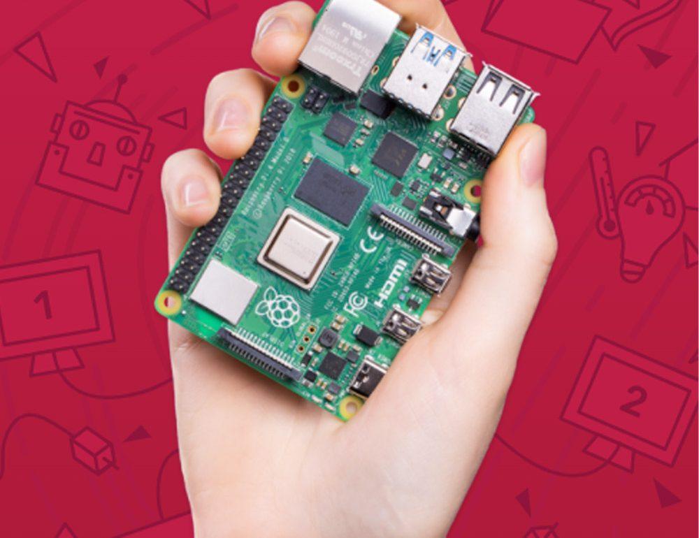 Raspberry Pi 4 ahora viene con opción de 8 GB