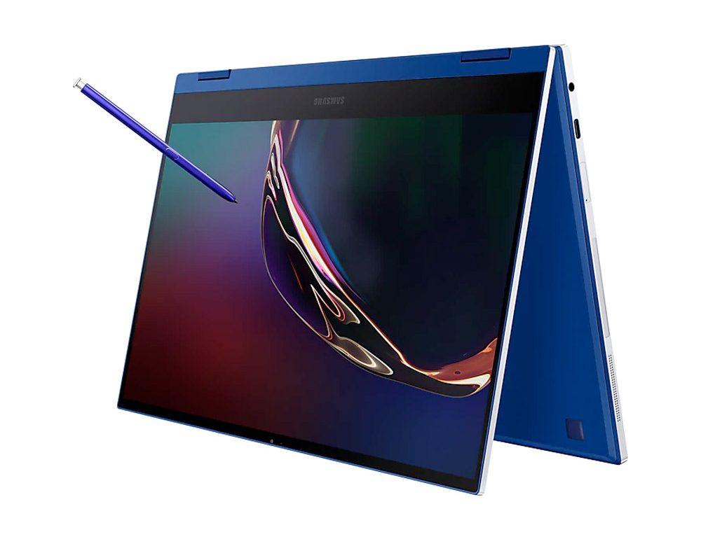 Samsung presenta su nueva laptop