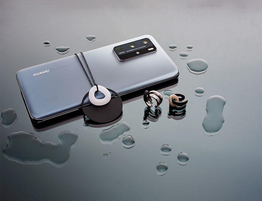 Huawei P40 Pro inspira una nueva colección de joyas