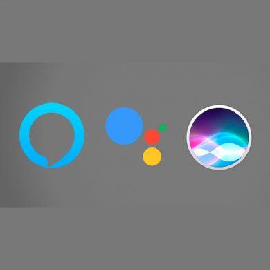 Diferencias entre Apple Siri Amazon Alexa y Google Assistant