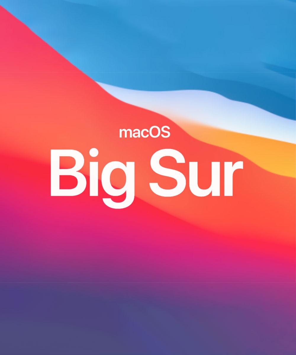 Cuáles Mac podrán ejecutarán macOS Big Sur cuando salga