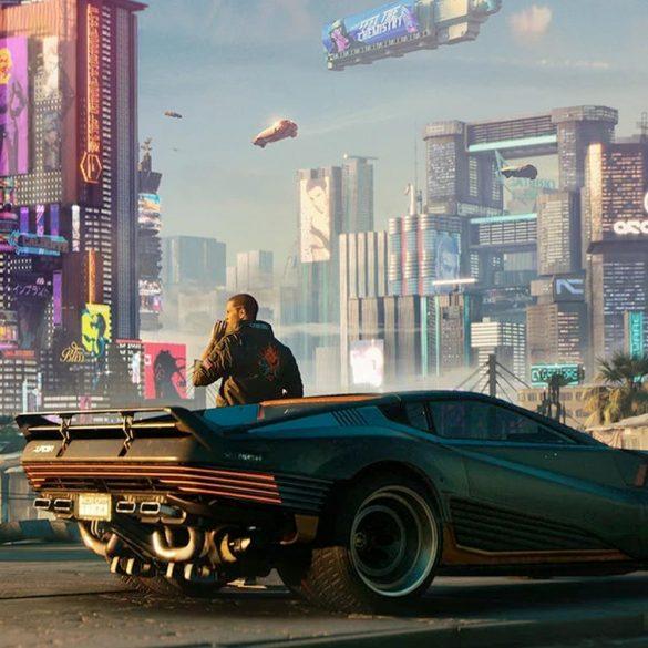 Cyberpunk 2077 llegará en septiembre
