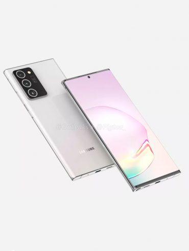 El Galaxy Note 20 llegará con una batería más potente