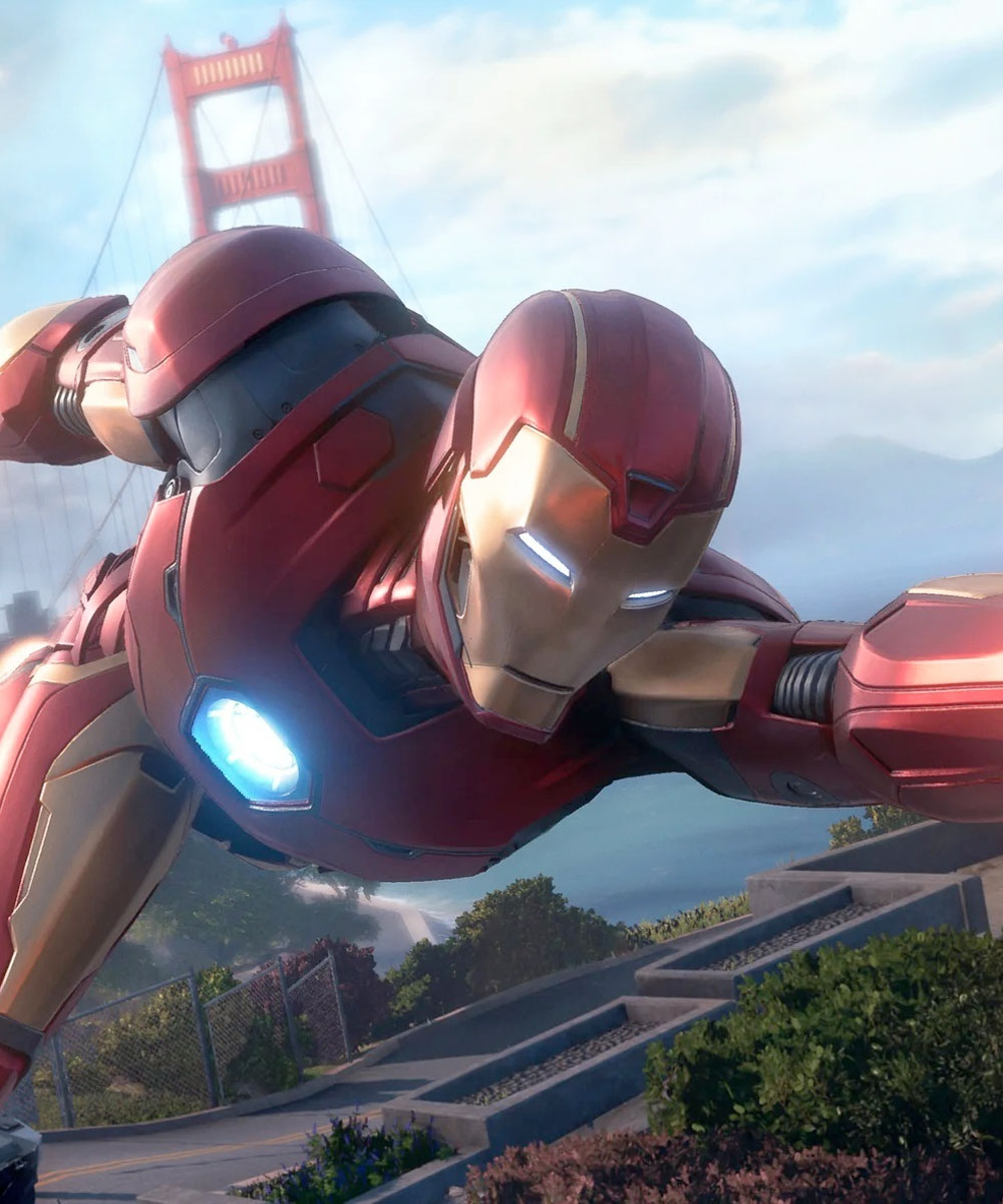 El trailer de Marvel's Avengers