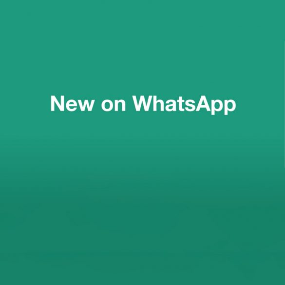 WhatsApp incluirá stickers animados
