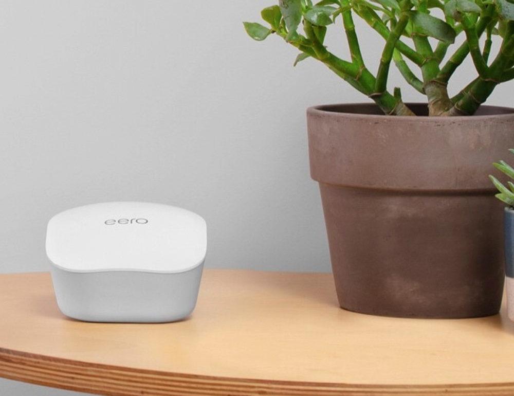 Amazon presentó en México su router eero