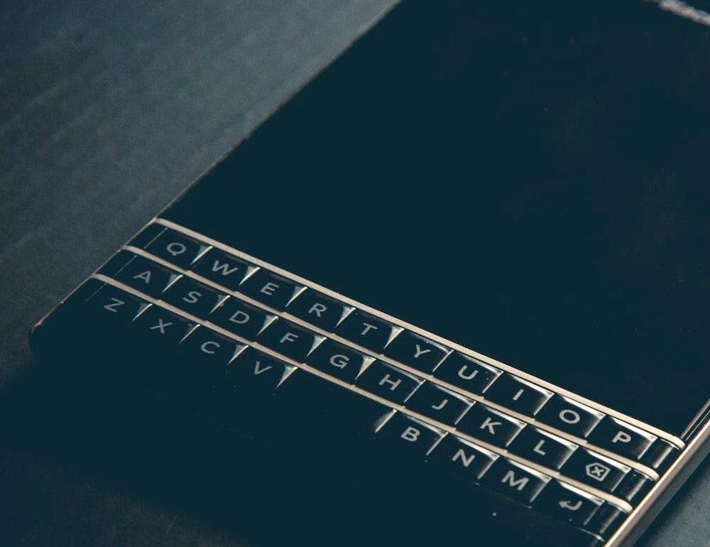 Un nuevo BlackBerry está en camino