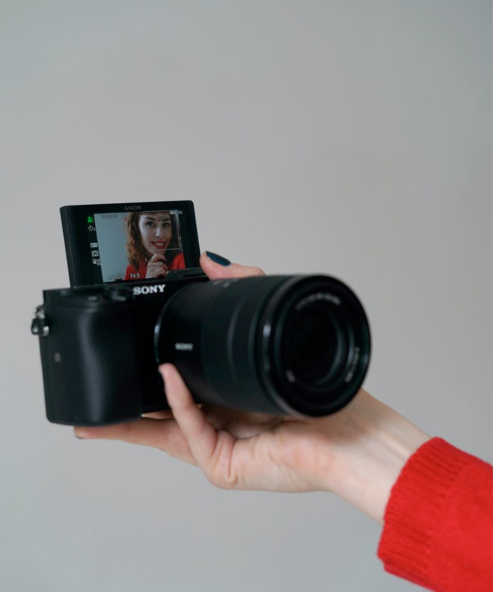 Sony habilita sus cámaras como webcams