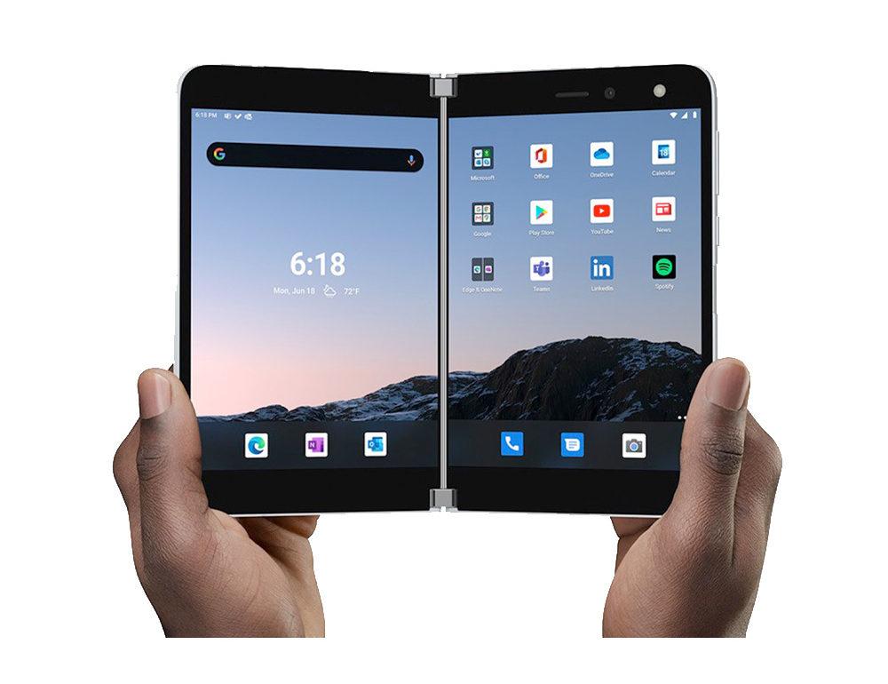 La Microsoft Surface Duo llegará en septiembre