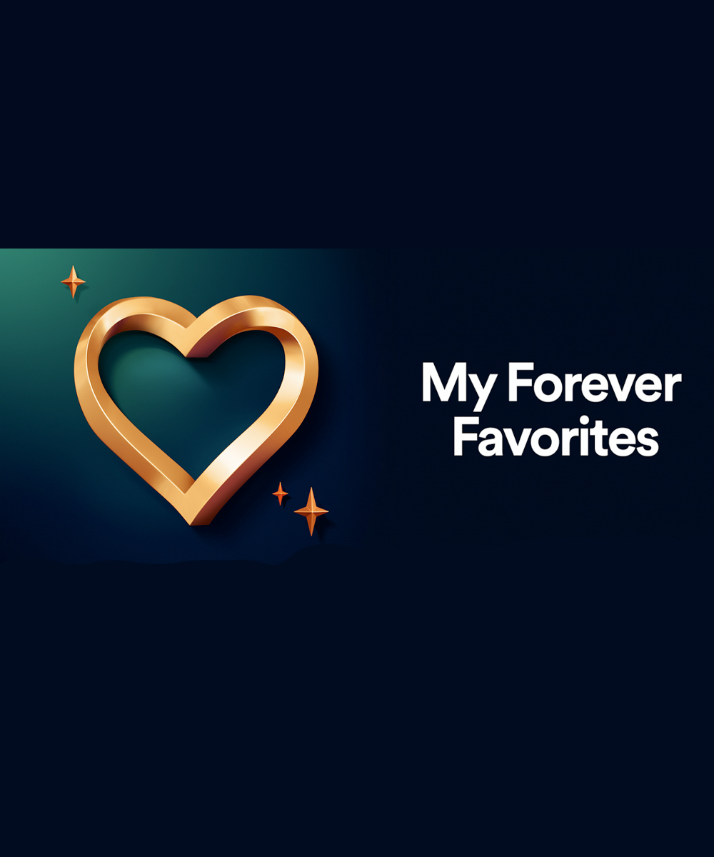 My Forever Favorites de Spotify