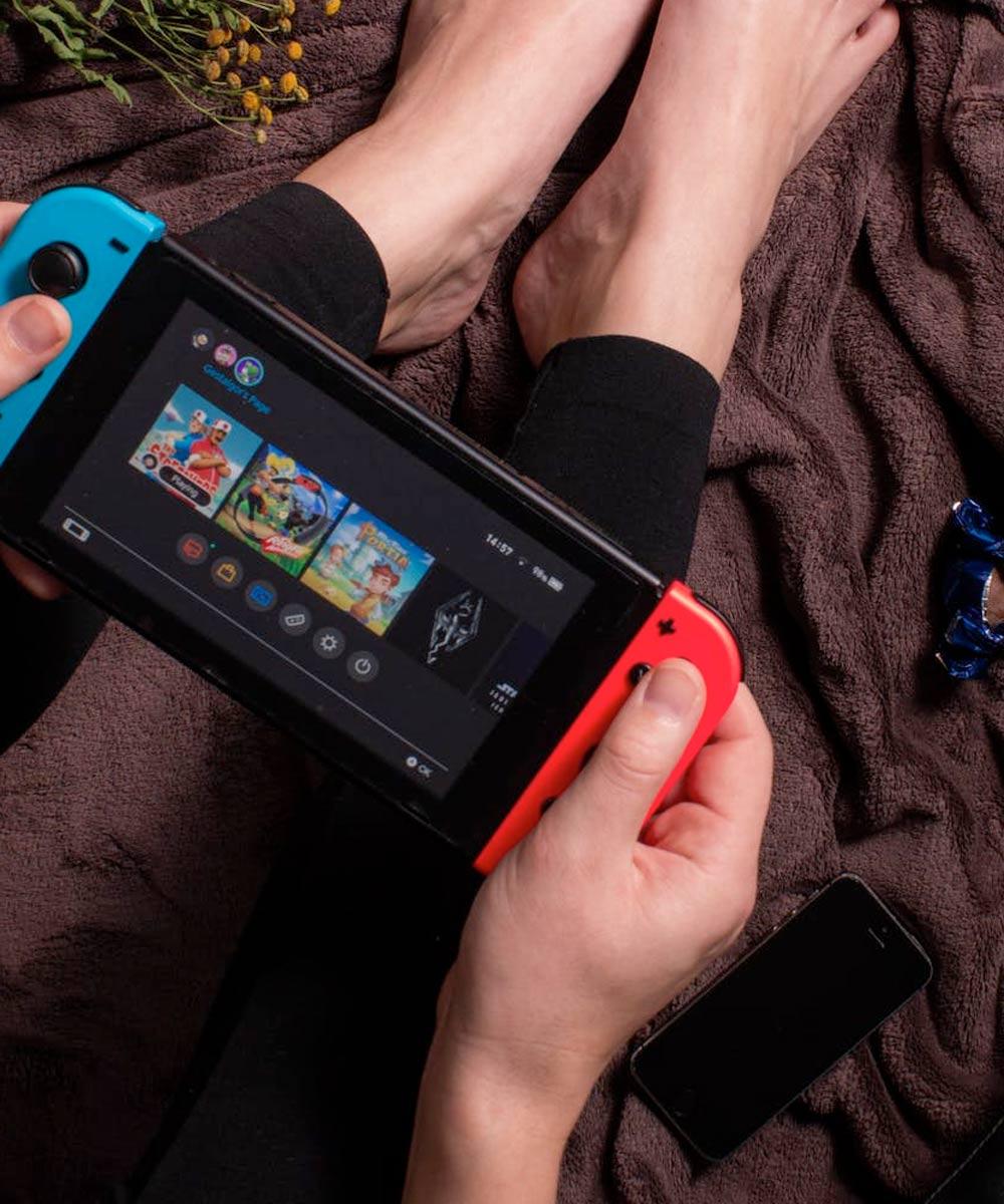 Nintendo aumenta producción de Switch