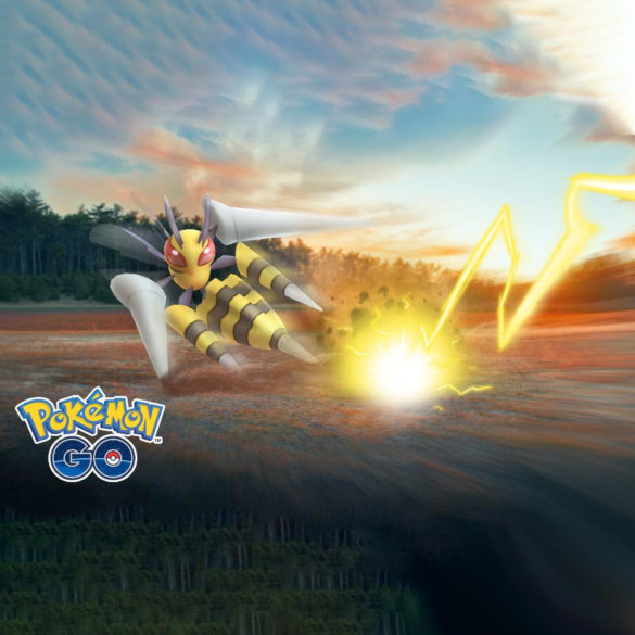 Pokémon Go Mega septiembre