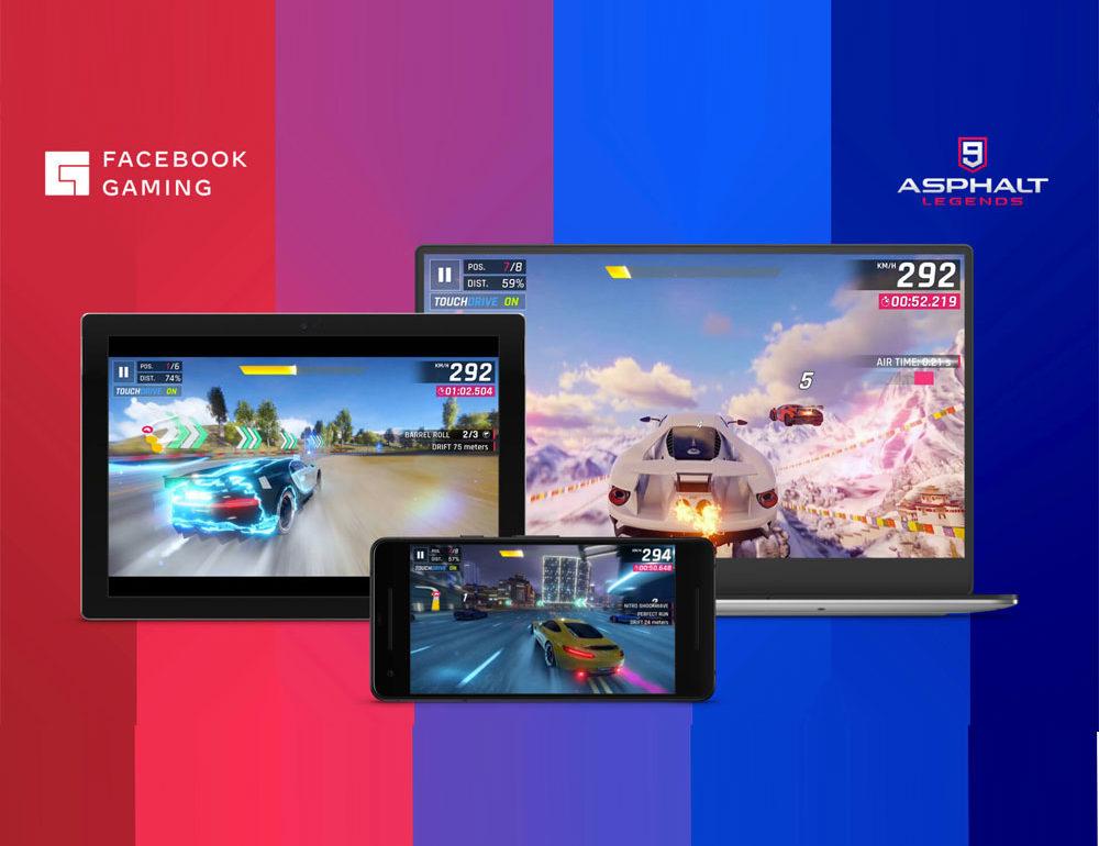 Facebook Gaming está lanzando juegos