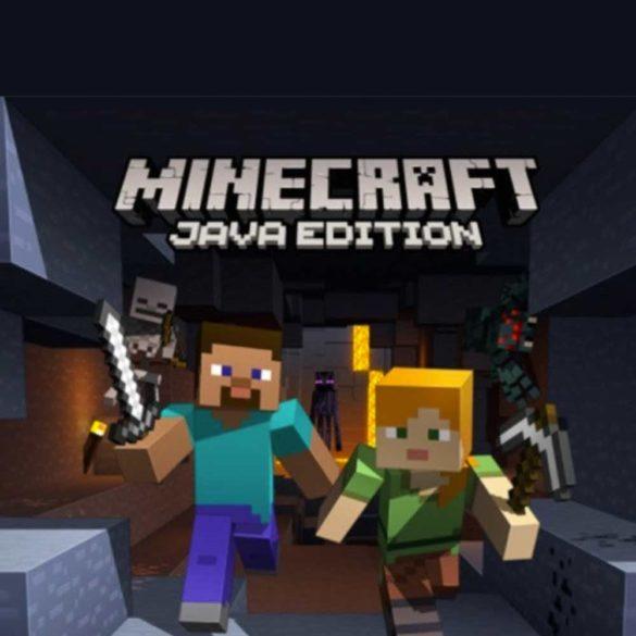 Versión Java de Minecraft para PC
