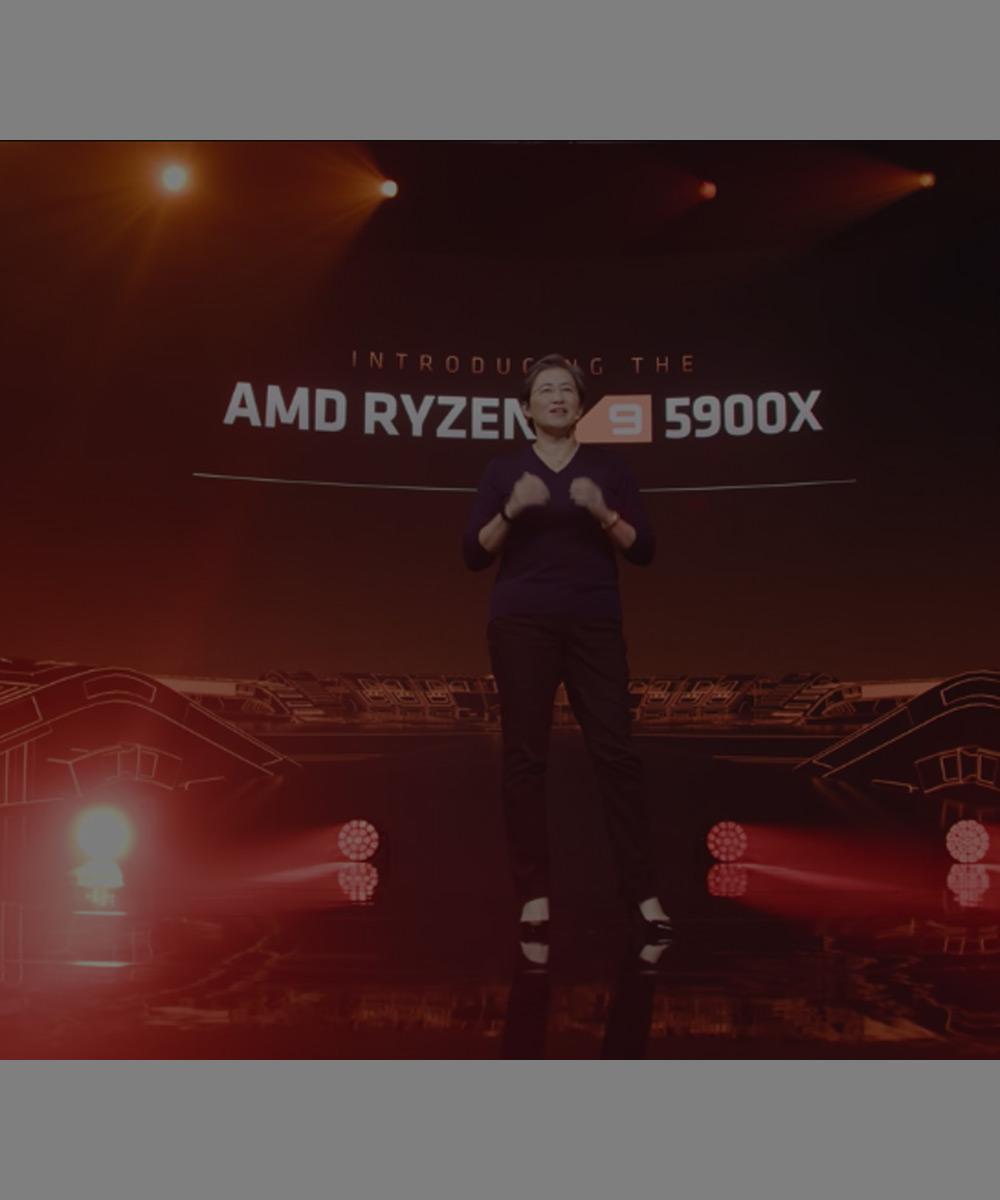AMD reveló oficialmente el procesador Ryzen 9