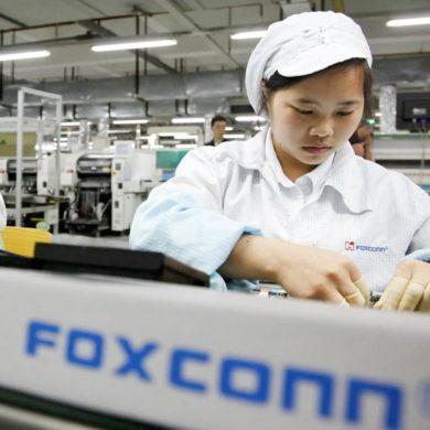Foxconn mudará su producción a Vietnam