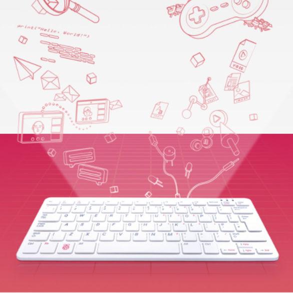 La nueva Raspberry Pi 400
