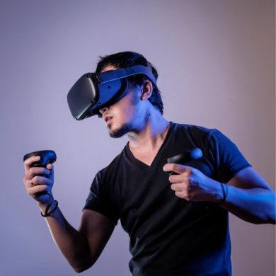 """Nuevos sensores flexibles podrían ayudar a tocar """"cosas"""" en realidad virtual"""