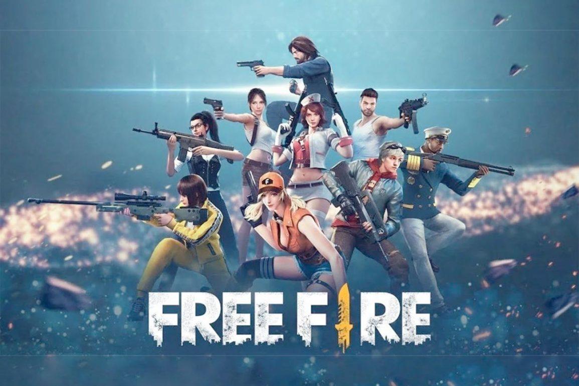 Free Fire ganó el juego móvil del año