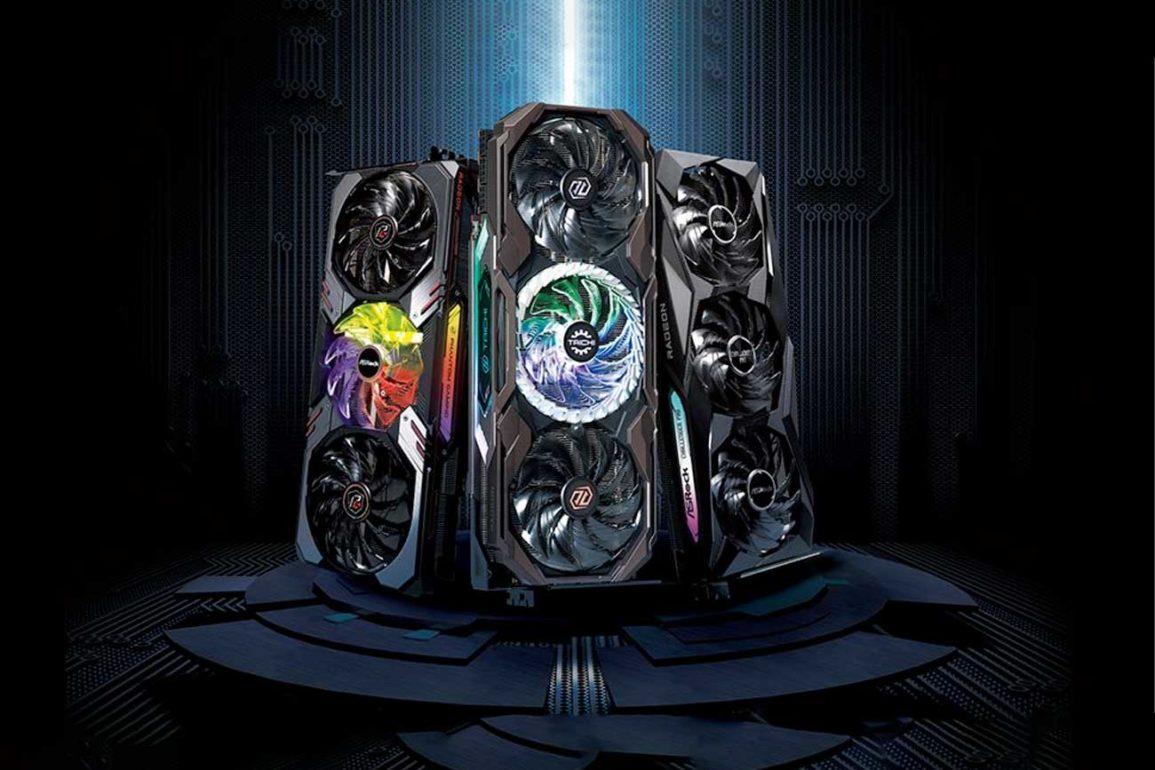 Llegan las nuevas GPU RX 6800 de ASRock