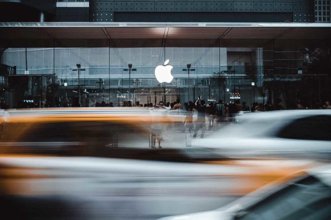 Lanzamiento del Apple Car