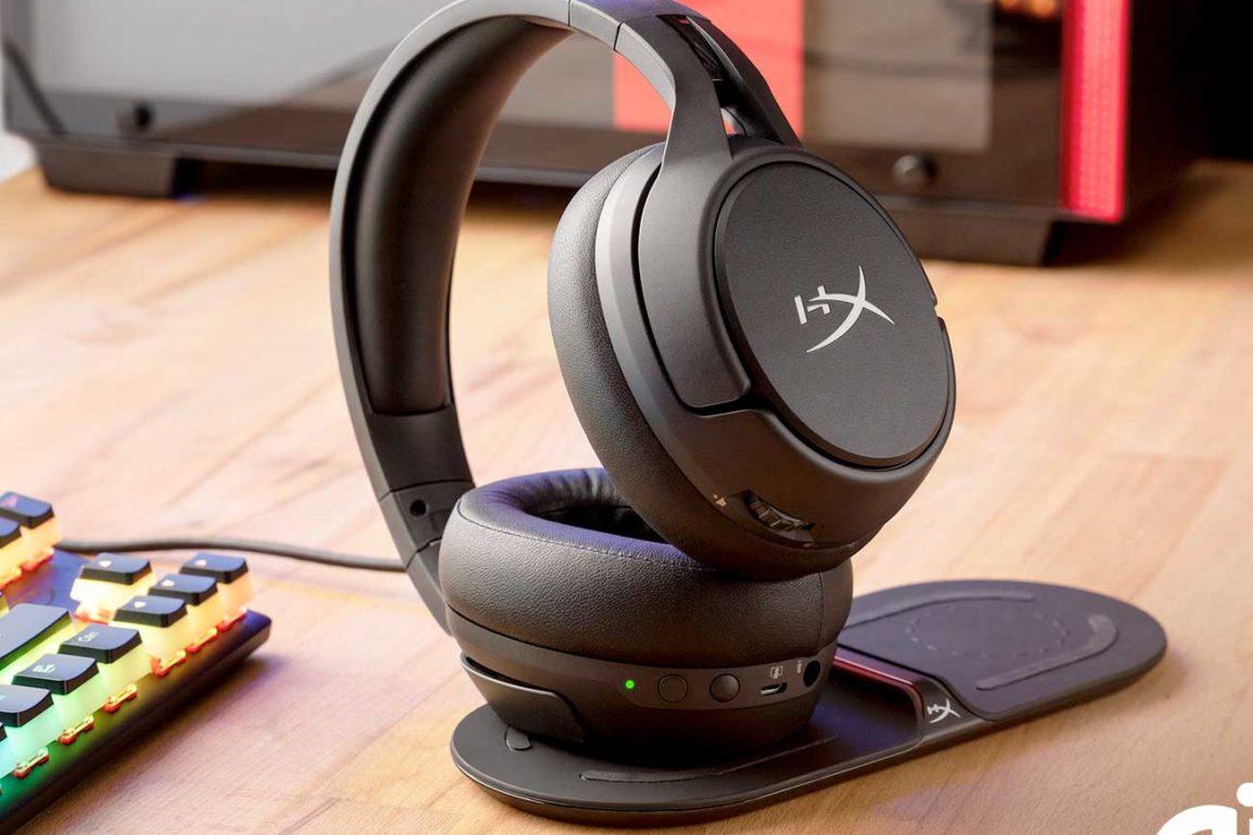 HyperX presenta los audífonos gaming Cloud Flight S