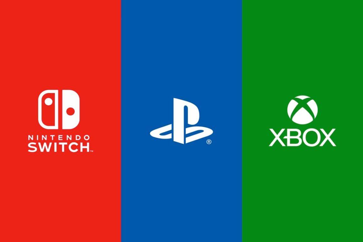 Nintendo, Sony y Microsoft se unen