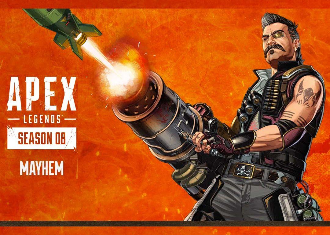 Trailer de Apex Legends temporada 8