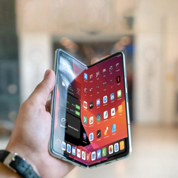 iPhones con pantalla flexible