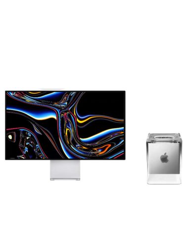 Possible the new iMac Mac Pro