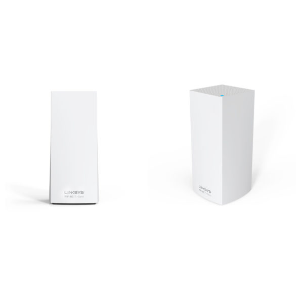 Linksys presentó su primer router Wi-Fi6E