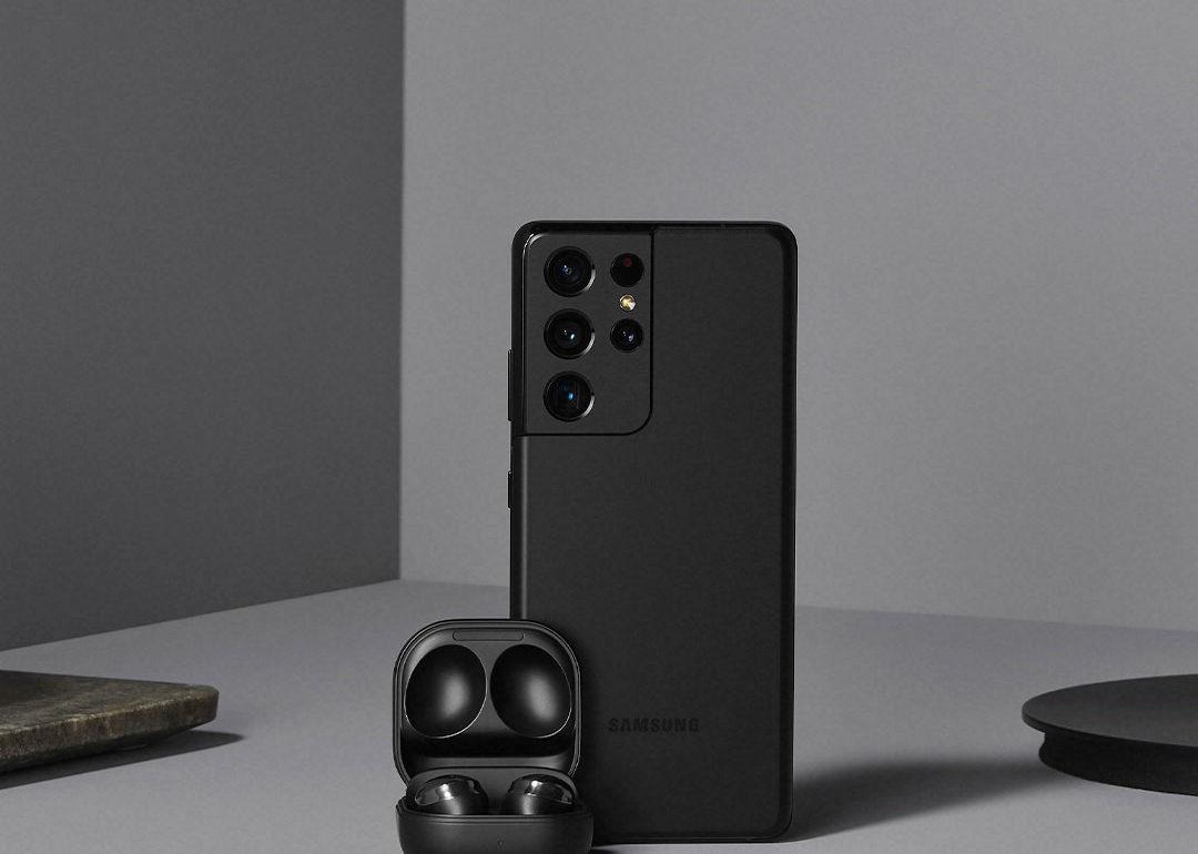 especificaciones del Samsung Galaxy S21 Ultra
