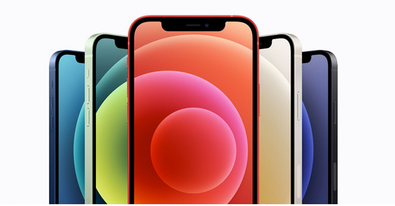 Diseño Apple Iphone 12