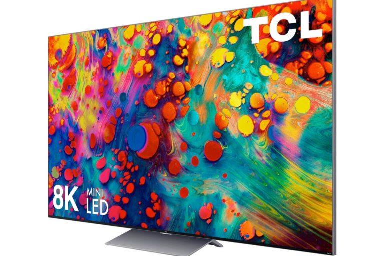 TCL sumará modelos 8K a la Serie 6