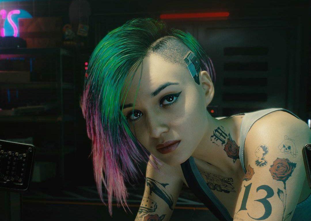 Los mods de Cyberpunk 2077