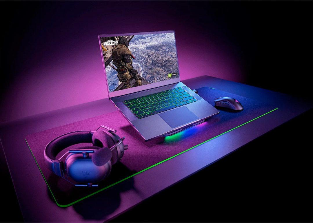 portátiles con las nuevas GeForce RTX