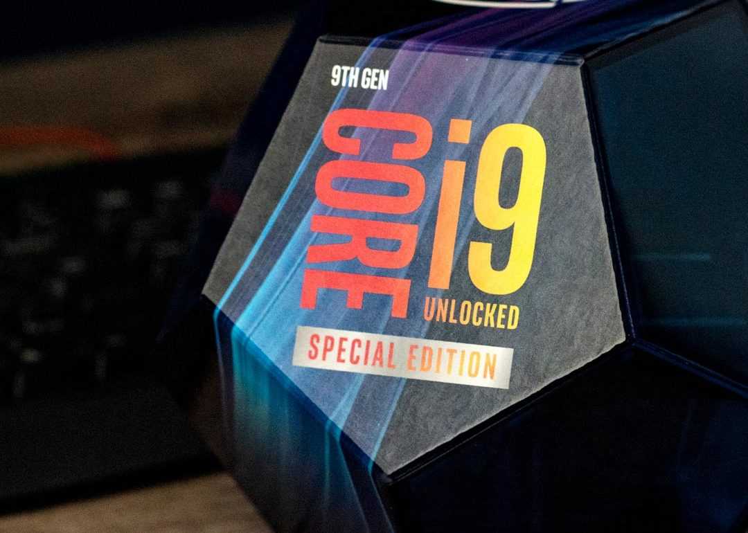comprar Intel Core i9-9900K