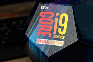 comprar Intel Core i9-9900K