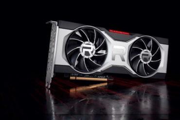 presentación de las Radeon RX 6000