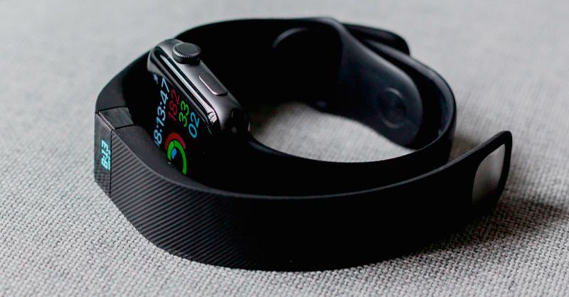 Funciones fitness smartwatch