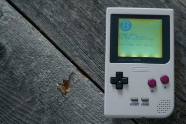 minar Bitcoin con un Game Boy