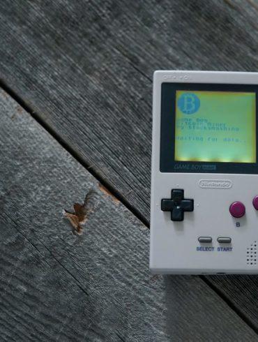 minar Bitcoin con un Game Boy