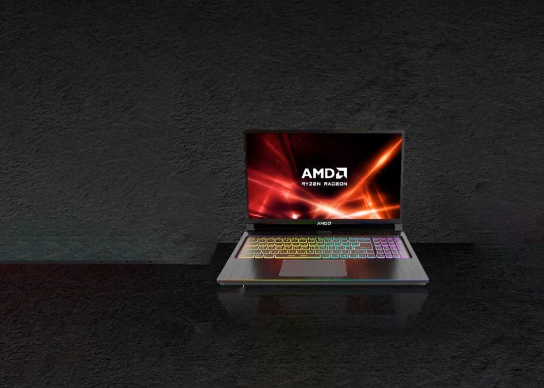 Portátiles con Radeon RX 6000